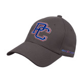 College Charcoal Heavyweight Twill Pro Style Hat-PC