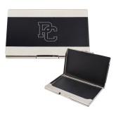 Bey Berk Carbon Fiber Business Card Holder-PC Engraved
