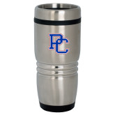 Rolling Ridges Silver Stainless Tumbler-PC