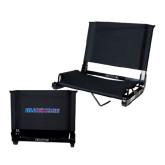 Stadium Chair Black-Blue Hose