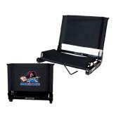 Stadium Chair Black-Mascot