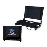 Stadium Chair Black-Grandma