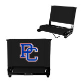 Presbyterian Stadium Chair Black-PC