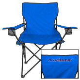 Deluxe Royal Captains Chair-Blue Hose