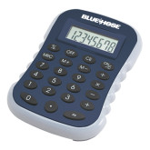 Blue Large Calculator-Blue Hose