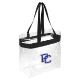 Game Day Clear Stadium Tote-PC