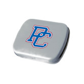 Silver Rectangular Peppermint Tin-PC