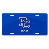 Presbyterian License Plate-Dad