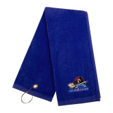 Royal Golf Towel-Mascot
