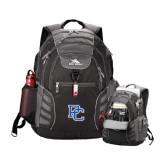 High Sierra Big Wig Black Compu Backpack-PC