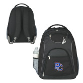 Presbyterian The Ultimate Black Computer Backpack-PC