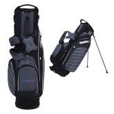 Callaway Hyper Lite 4 Black Stand Bag-Blue Hose