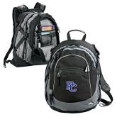 College High Sierra Black Titan Day Pack-PC