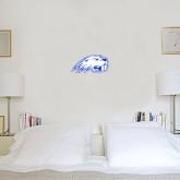 1 ft x 1 ft Fan WallSkinz-Beaver Head