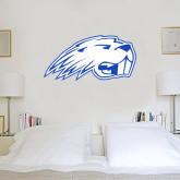 3 ft x 3 ft Fan WallSkinz-Beaver Head