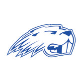 Extra Large Decal-Beaver Head, 18 inches wide