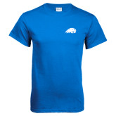Royal T Shirt-Beaver Head