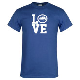Royal T Shirt-LOVE