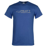Royal T Shirt-Pratt Wrestling w/ Beaver