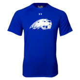 Under Armour Royal Tech Tee-Beaver Head