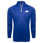 Under Armour Royal Tech 1/4 Zip Performance Shirt-Beaver Head