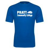 Performance Royal Tee-Pratt Community College w/ Beaver Head