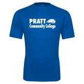 Syntrel Performance Royal Tee-Pratt Community College w/ Beaver Head