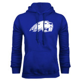 Royal Fleece Hoodie-Beaver Head