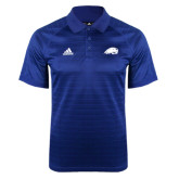 Adidas Climalite Royal Jaquard Select Polo-Beaver Head