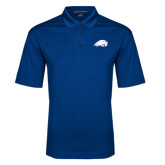 Royal Performance Fine Jacquard Polo-Beaver Head