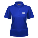 Ladies Royal Dry Mesh Polo-Pratt Community College Beavers