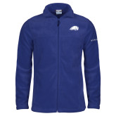 Columbia Full Zip Royal Fleece Jacket-Beaver Head