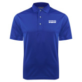 Royal Dry Mesh Polo-Pratt Community College Beavers
