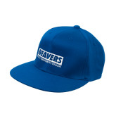 Royal OttoFlex Flat Bill Pro Style Hat-Pratt Community College Beavers
