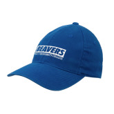 Royal OttoFlex Unstructured Low Profile Hat-Pratt Community College Beavers