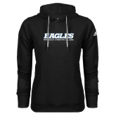 Adidas Climawarm Black Team Issue Hoodie-Eagles