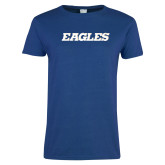 Ladies Royal T-Shirt-Eagles