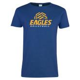Ladies Royal T-Shirt-Volleyball
