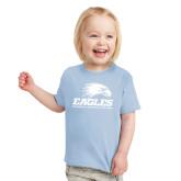Toddler Light Blue T Shirt-Signature Mark