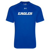 Under Armour Royal Tech Tee-Eagles