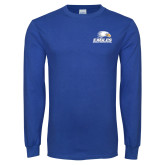 Royal Long Sleeve T Shirt-Signature Mark