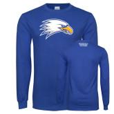 Royal Long Sleeve T Shirt-Eagle Head