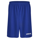 Russell Performance Royal 9 Inch Short w/Pockets-Eagles