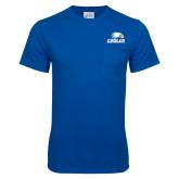 Royal T Shirt w/Pocket-Signature Mark