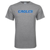 Grey T Shirt-Eagles