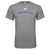 Grey T Shirt-Alumni Design