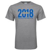 Grey T Shirt-Class of 2018
