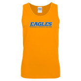 Gold Tank Top-Eagles