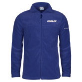 Columbia Full Zip Royal Fleece Jacket-Eagles