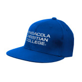 Royal OttoFlex Flat Bill Pro Style Hat-Pensacola Christian College